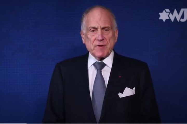 'Israel is the new excuse for the old antisemitism,'  WJC President Ronald S. Lauder cautions Global Forum