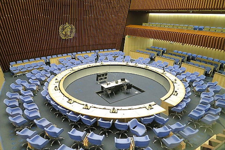 WJC applauds democracies for not supporting politicized WHA resolution