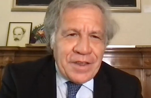 OAS Secretary-General calls on international community to recognize the dangers posed by Hamas