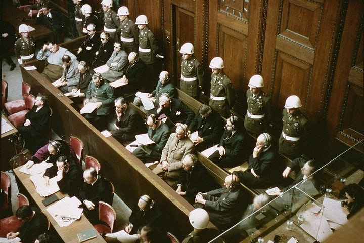 This week in Jewish history | Nuremberg trials commence to bring Nazi criminals to justice