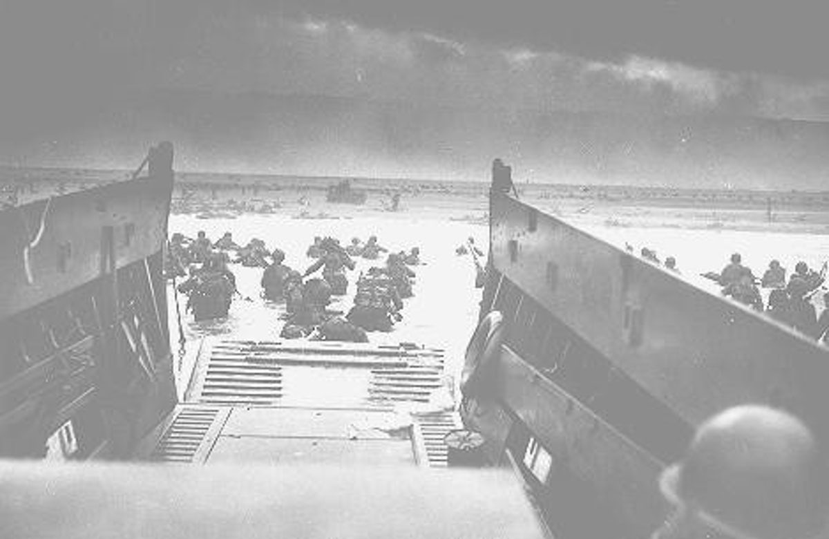 This week in Jewish history | Allied forces launch Operation Overlord, invading Normandy