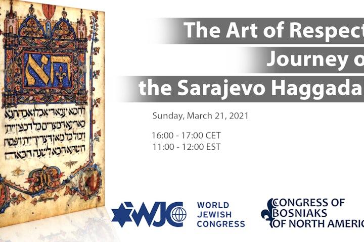 WJC explores journey of the Sarajevo Haggadah in virtual event