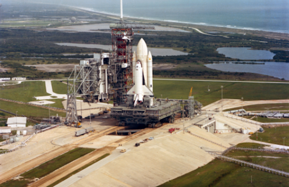 This week in Jewish history   Space Shuttle Columbia explodes upon return to Earth