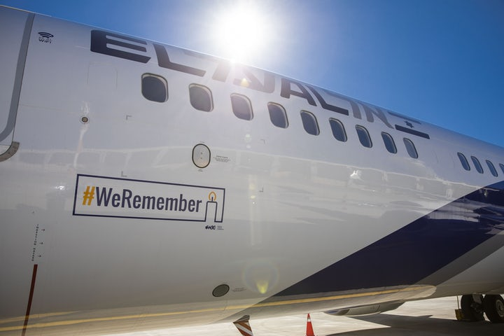 El Al supports WJC Holocaust education initiative #WeRemember
