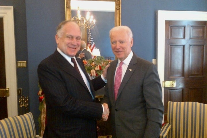 An open letter to President Biden on rising antisemitism from Ronald S. Lauder