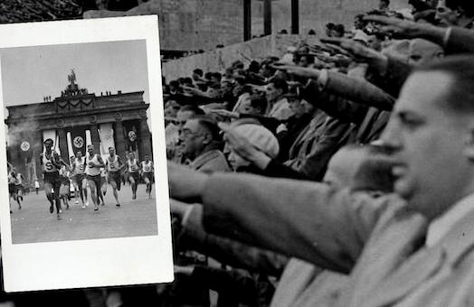 The 1936 Nazi Olympics