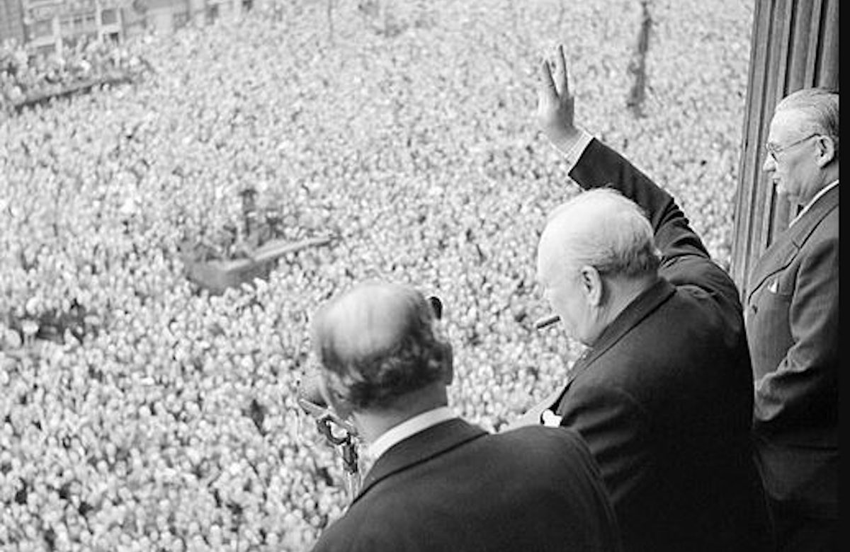 This week in Jewish history | Allied forces declare victory in WWII as Germany surrenders