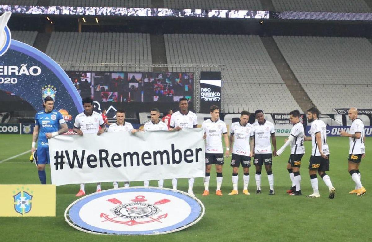 #WeRemember, a memory goal!