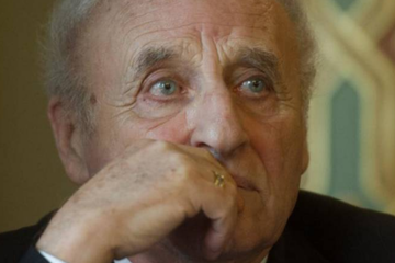 Gusztáv Zoltai, former executive director of the Federation of Jewish Communities in Hungary, passes away at age of 86
