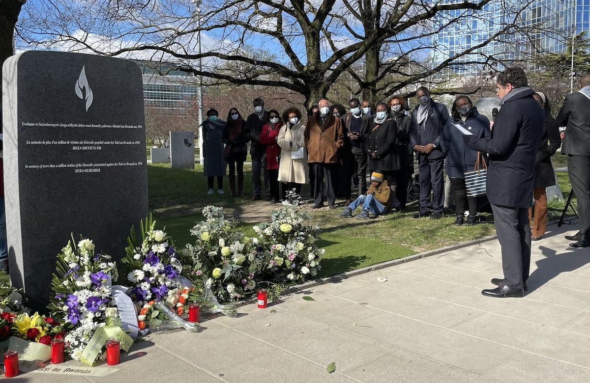WJC marks 27th anniversary of Rwanda Genocide