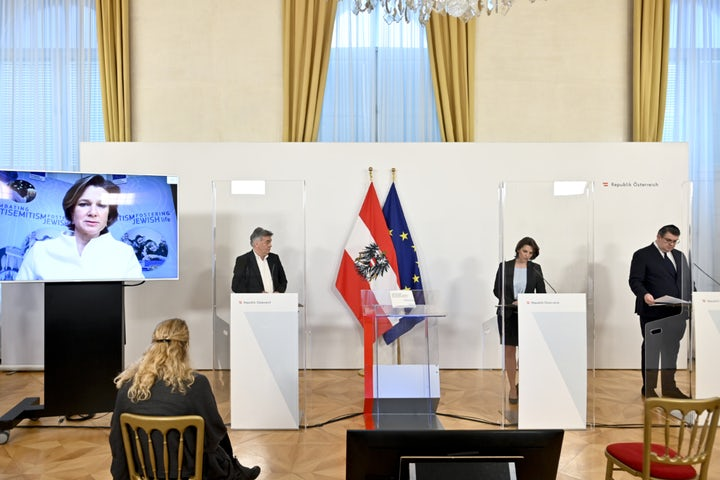Austria presents national strategy against antisemitism