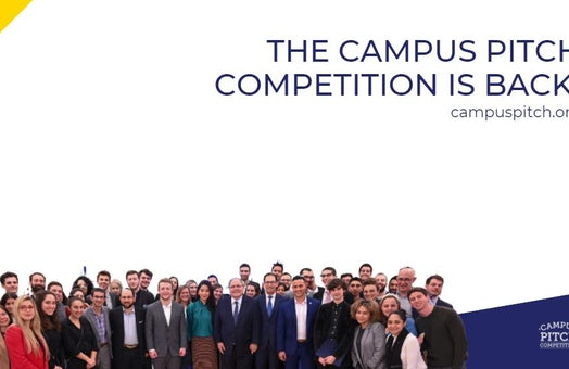 Campus Pitch Competition 2021