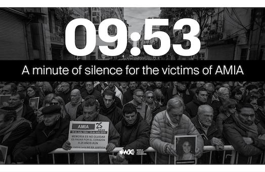 Survivors remember the 1994 terror attack on the Argentina Jewish community