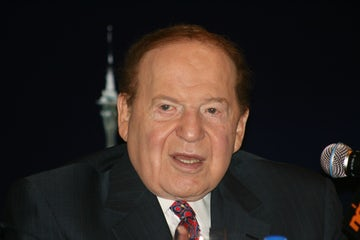 WJC President Ronald Lauder speaks on passing of Sheldon Adelson