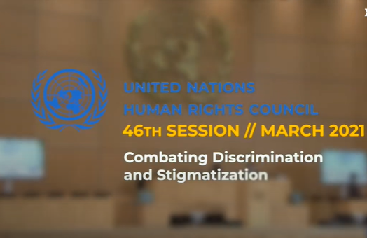 WJC @ UNHRC46: Combating Discrimination and Stigmatization