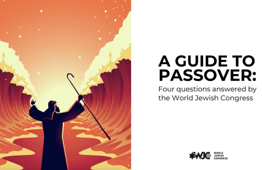A guide to Passover: Four questions answered by WJC