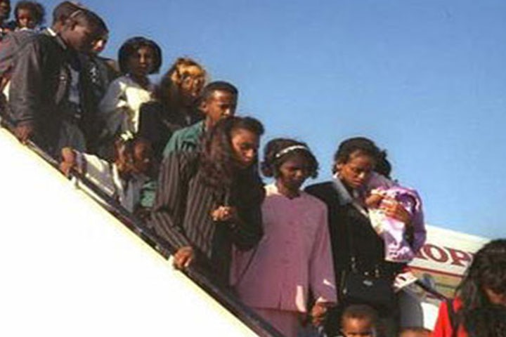 This week in Jewish history   Operation Moses: Israel airlifts thousands of Ethiopian Jews to safety
