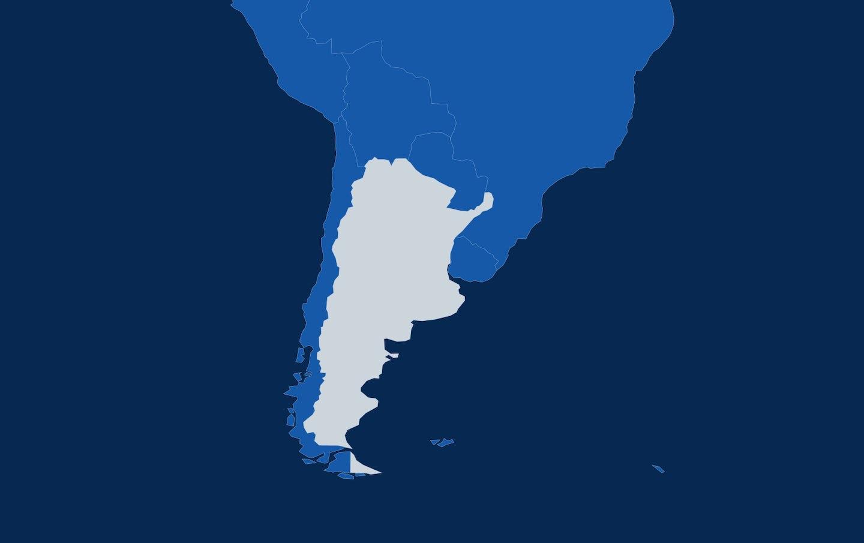 Map 01 argentina