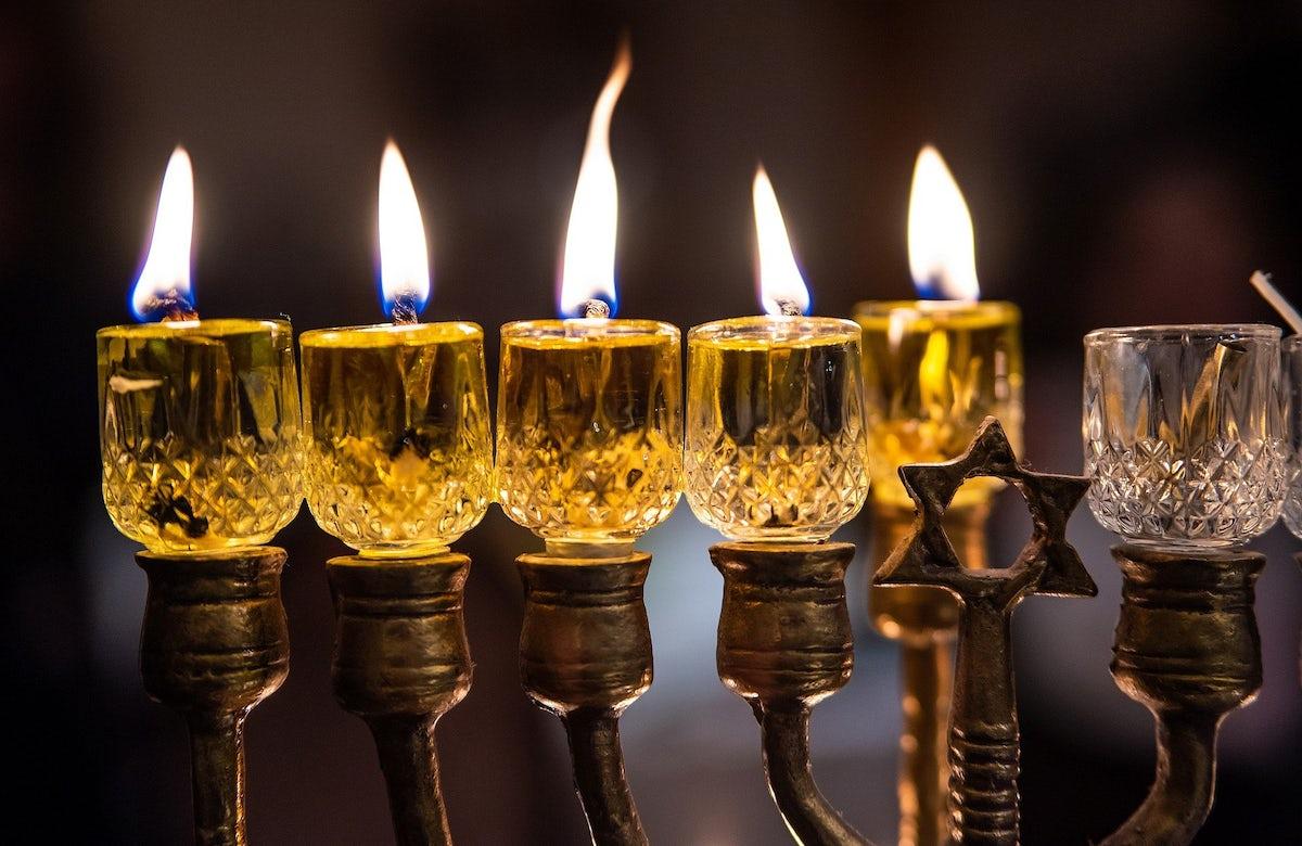 WJC President's Hanukkah message