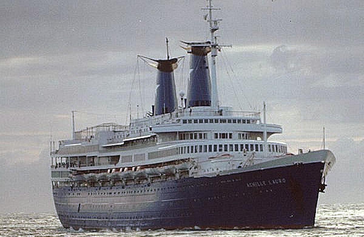 This week in Jewish history   Palestinian terrorists hijack Italian cruise ship