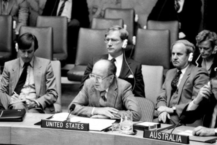 World Jewish Congress mourns the passing of Ambassador Richard Schifter