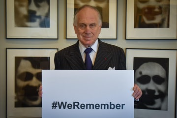 WJC launches #WeRemember campaign ahead of International Holocaust Remembrance Day