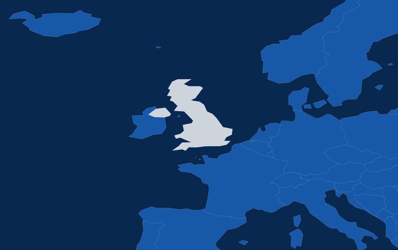Map 09 united kingdom