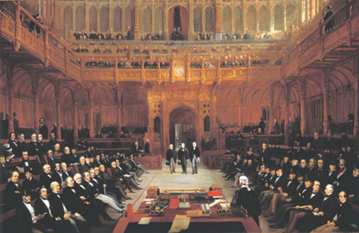 This week in Jewish history   House of Lords passes the Jews Relief Act