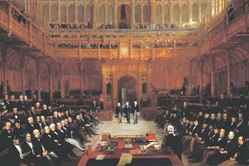This week in Jewish history | House of Lords passes the Jews Relief Act