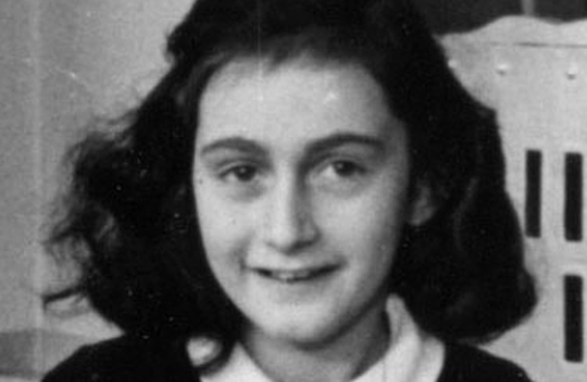 This week in Jewish history   Anne Frank is born