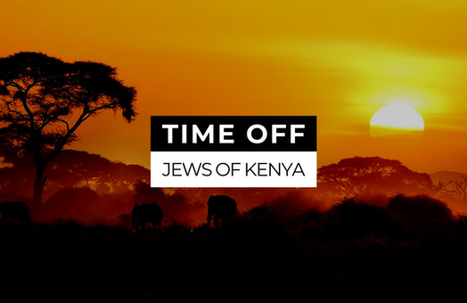 Time Off: Jews of Kenya