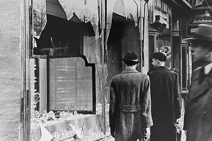 This week in Jewish history | Synagogues burned, Jewish businesses and homes destroyed by the Nazis in Kristallnacht