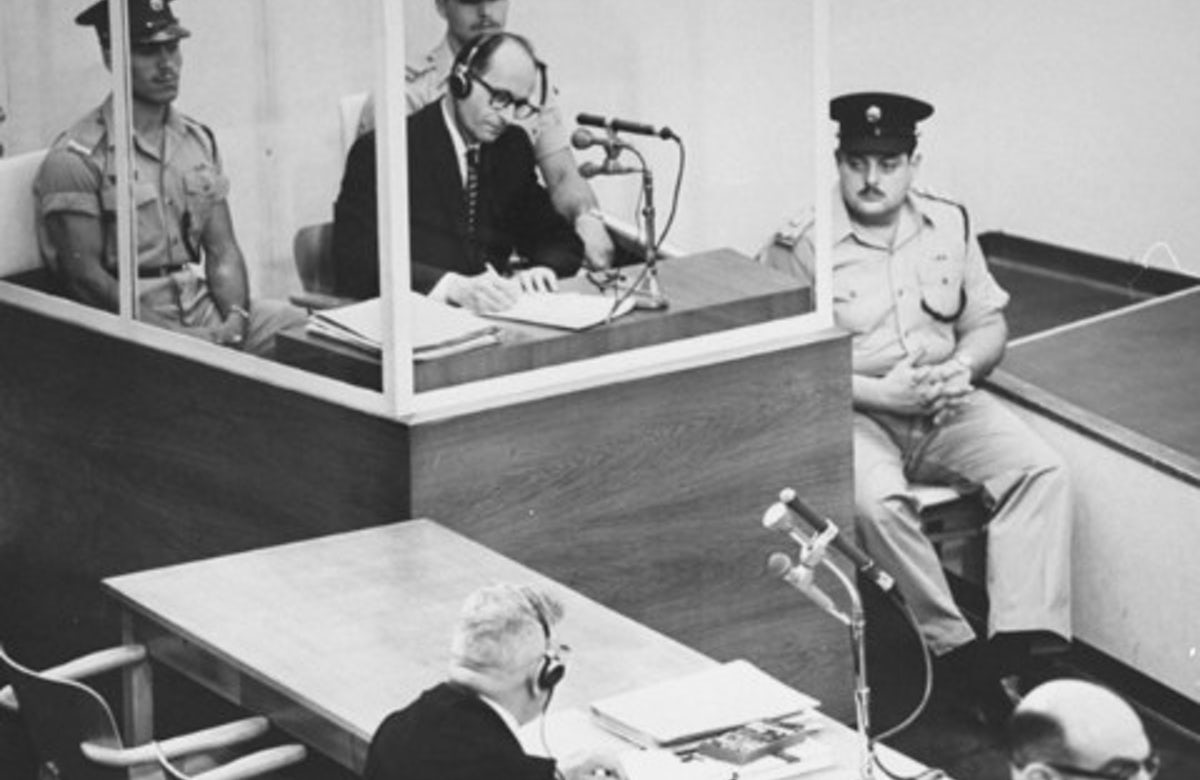 This week in Jewish history | Israel sentences Nazi leader Adolf Eichmann to death