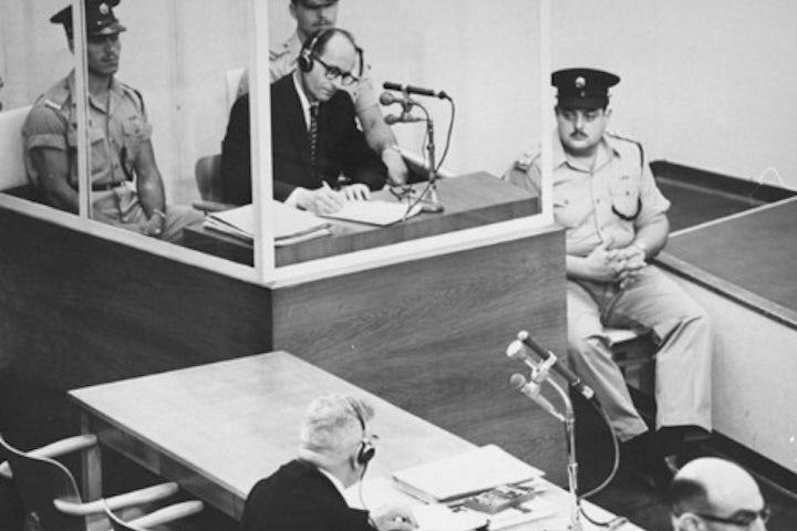 The man who exposed Adolf Eichmann