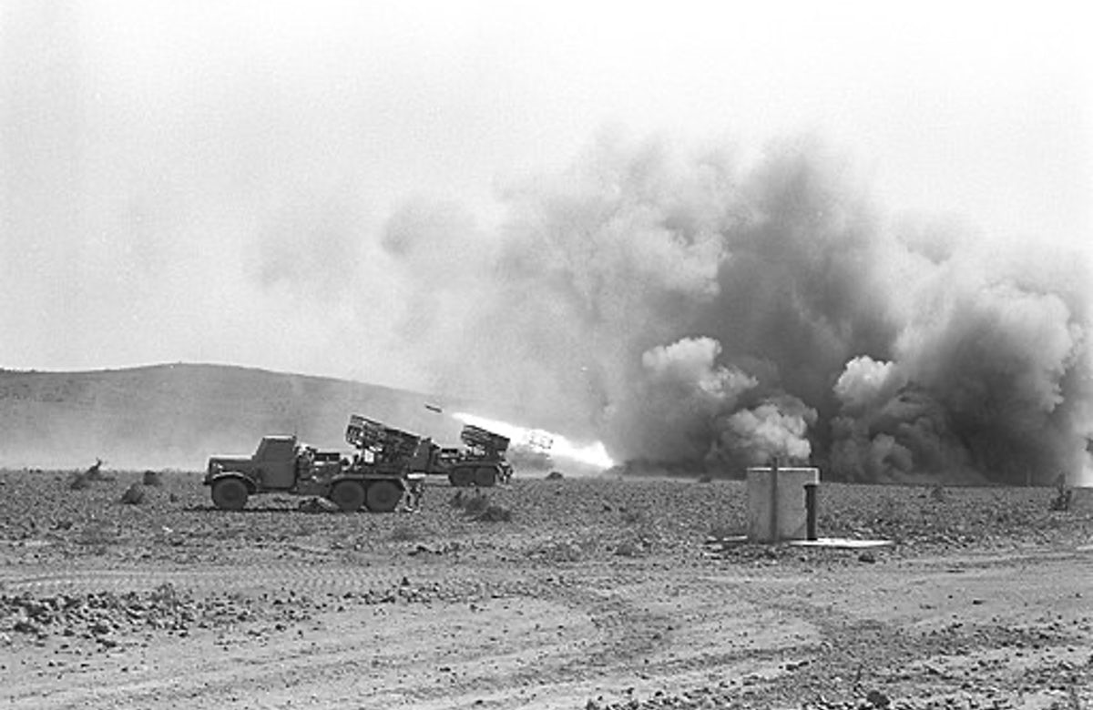 This week in Jewish history   Egypt and Syria launch Yom Kippur War