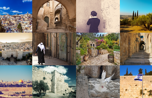 What does Jerusalem mean to you?