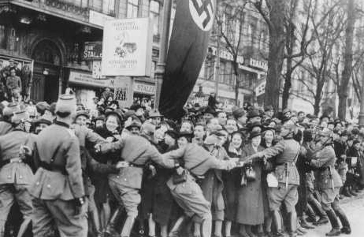This week in Jewish history | Nazi Germany annexes Austria into Third Reich