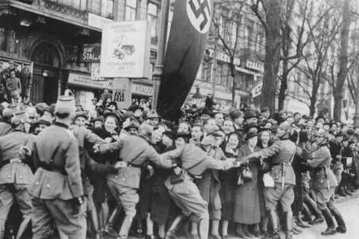 This week in Jewish history   Nazi Germany annexes Austria into Third Reich