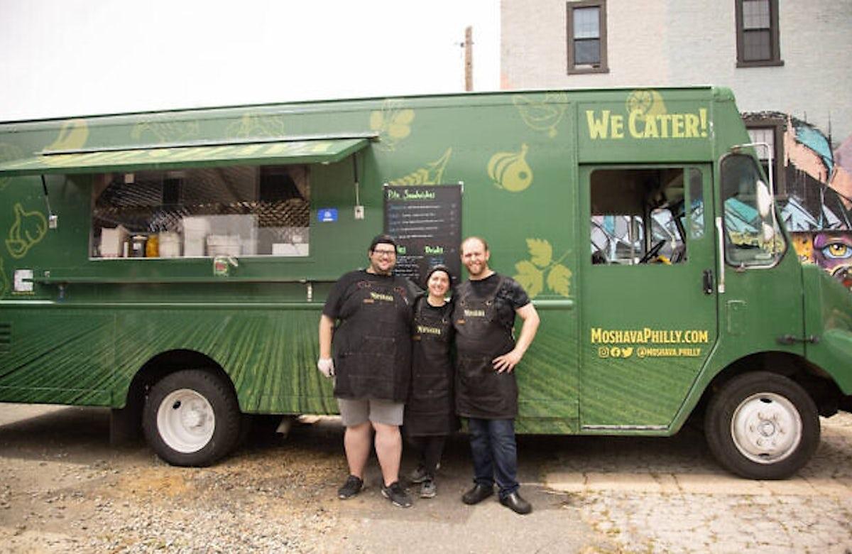 Israeli food truck banned from Philadelphia food festival