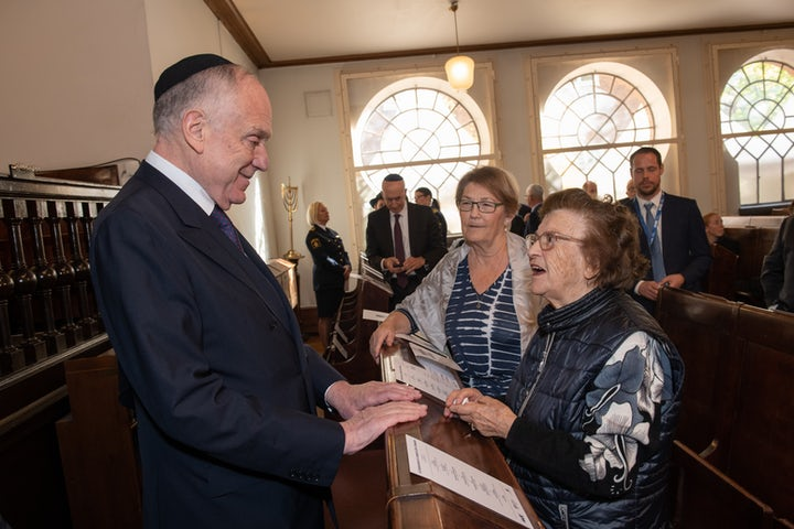 Jews not alone in combating antisemitism