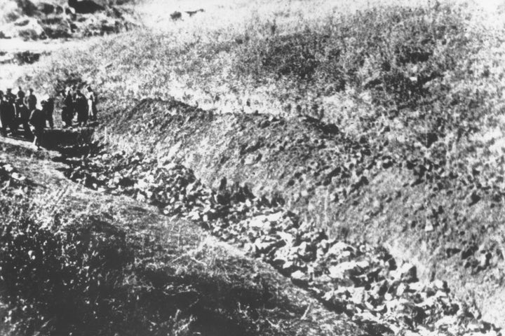This week in Jewish history | Over 30,000 Jews massacred in Babi Yar