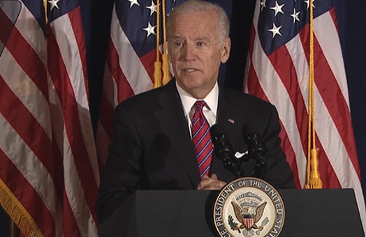 "President Biden: ""We must confront antisemitism whenever it occurs"""