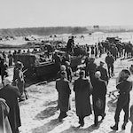 Bergen-Belsen, 76 years later