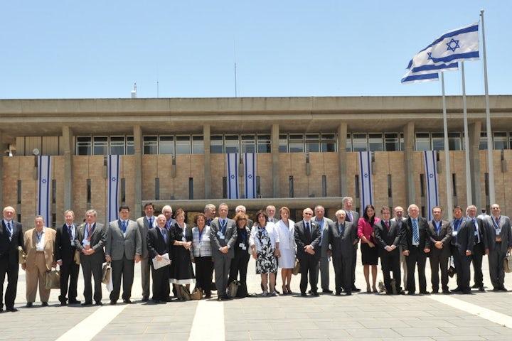 International Consultation of Jewish Parliamentarians, Jerusalem