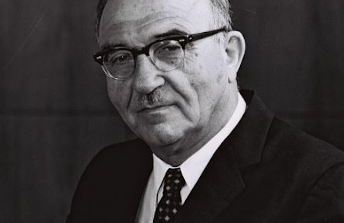 This week in Jewish history   Future Prime Minister Levi Eshkol born