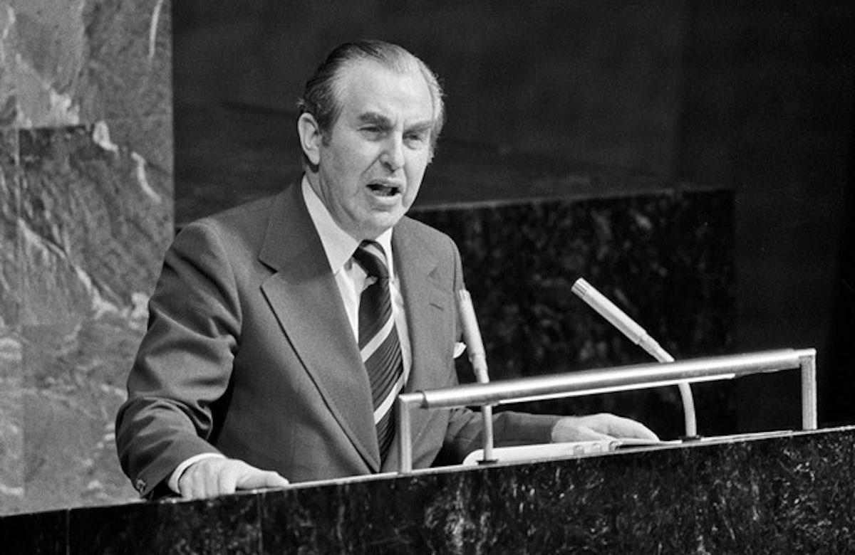 This week in Jewish history | UNGA rescinds 'Zionism is racism' resolution