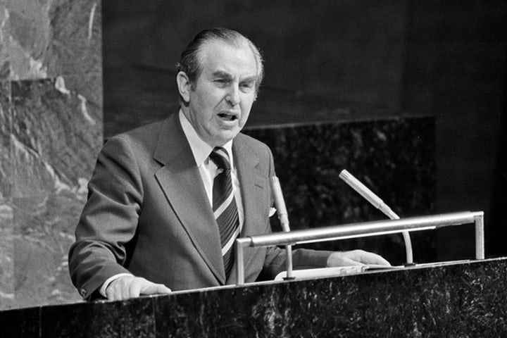 This week in Jewish history   UNGA rescinds 'Zionism is racism' resolution