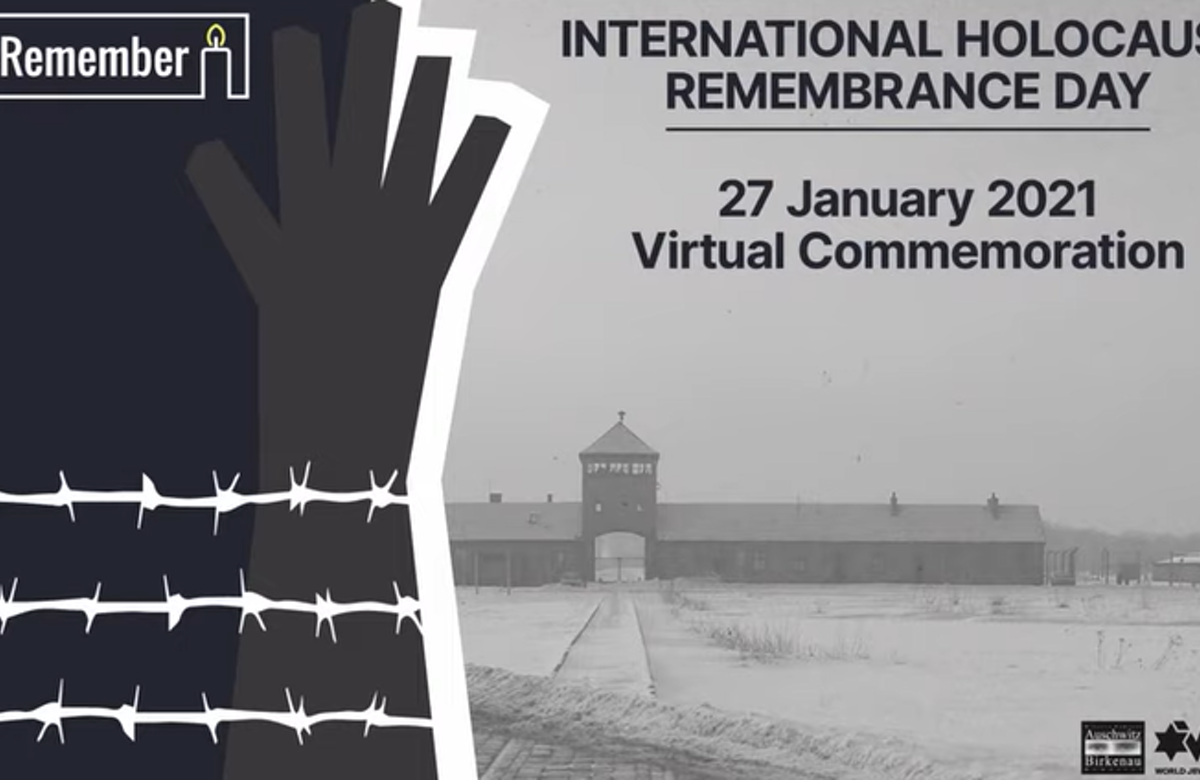 World Jewish Congress, Auschwitz-Birkenau State Museum gather world leaders, Holocaust survivors for virtual International Holocaust Remembrance Day commemoration