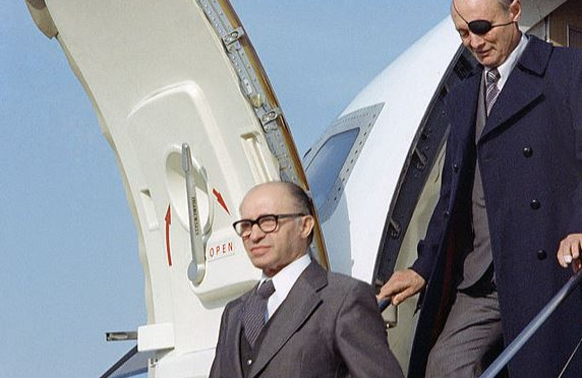 This week in Jewish history | Moshe Dayan resigns from Israeli government