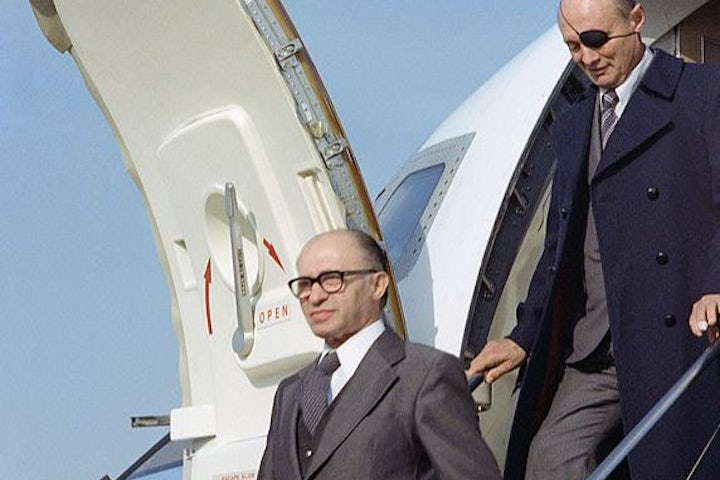 This week in Jewish history   Moshe Dayan resigns from Israeli government